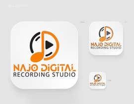 Nro 12 kilpailuun I need a logo designed for Digital recording studio käyttäjältä sajidGFX