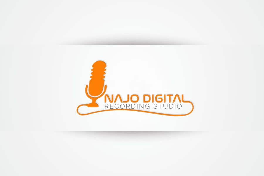 Kilpailutyö #                                        14                                      kilpailussa                                         I need a logo designed for Digital recording studio