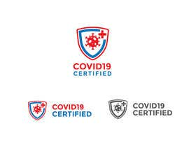 #24 cho Create new Logo for covid19certified.ca bởi Qomar