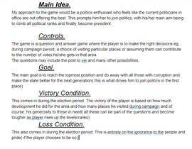 Nro 1 kilpailuun Suggest a concept for a politics-themed mobile game käyttäjältä tromtrevor