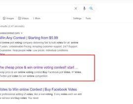 Nro 2 kilpailuun rank my website number 1 in google käyttäjältä seolords
