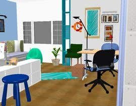 #23 для Home Office /Creative PlaySpace Design and Drawings от Designwizzard