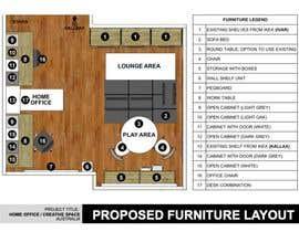 #25 для Home Office /Creative PlaySpace Design and Drawings от rachelaguirre