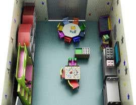 #28 для Home Office /Creative PlaySpace Design and Drawings от TheresaSuen