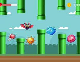 #6 for 2D fly animation Batt + 2D die animation virus. by Rahul7401