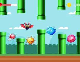 #7 for 2D fly animation Batt + 2D die animation virus. by Rahul7401
