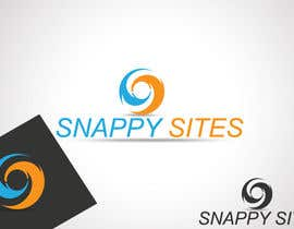 #163 for Design a Logo for Snappy Sites by LOGOMARKET35