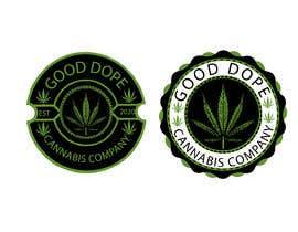 #333 cho Logo for cannabis company bởi wwwmukul