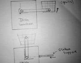 #11 für Dishwasher/storage combination. von DevanagarajS