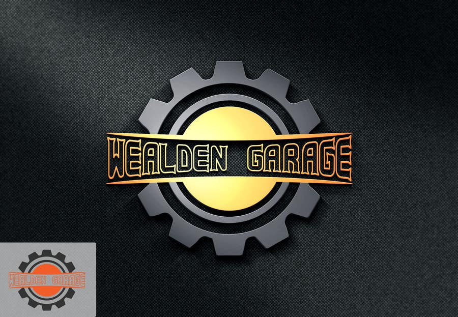 Contest Entry #4 for Design a Logo for Local Car Garage / Mechanic