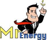 Graphic Design Kilpailutyö #3 kilpailuun Logo Design for Mr Energy
