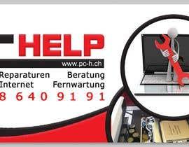 #8 für Design advertising blank/banner for my window / Werbeplache erstellen von nselka