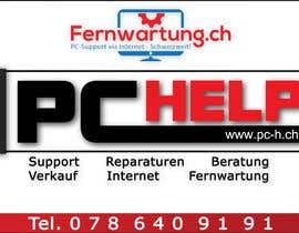 #5 für Design advertising blank/banner for my window / Werbeplache erstellen von farhannlabib