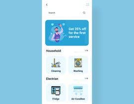 nayeemazraf tarafından UI UX Desgin For Mobile App için no 5