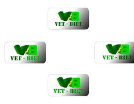 #92 para Logo Design for Vet-Bilt, Inc. por lauranl