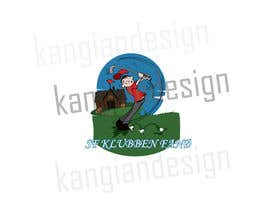 #4 cho Logo Design for mens section in golfclub bởi kangian