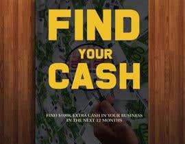 #7 para Book Cover design - Find our Cash por kashmirmzd60