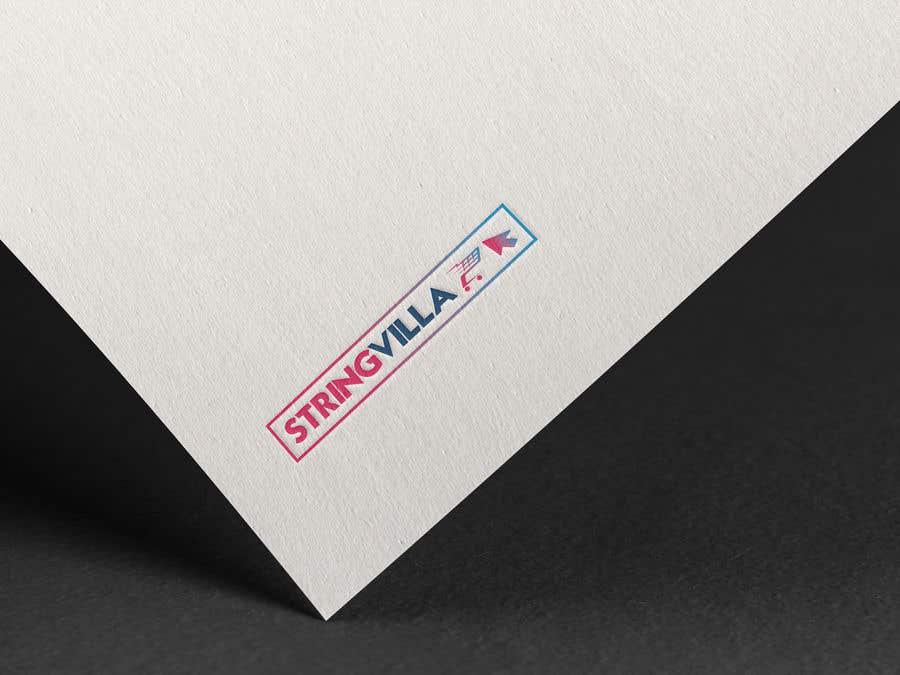 Penyertaan Peraduan #                                        52                                      untuk                                         Build a logo for String Villa