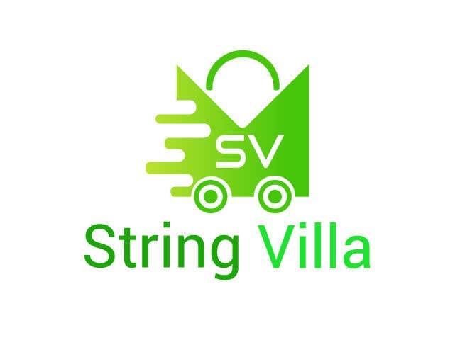 Penyertaan Peraduan #                                        63                                      untuk                                         Build a logo for String Villa