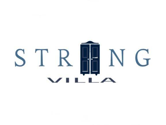 Penyertaan Peraduan #                                        20                                      untuk                                         Build a logo for String Villa