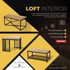 Graphic Design Inscrição do Concurso Nº43 para 3 Banners 1600 x 1600 px - LOFT style,