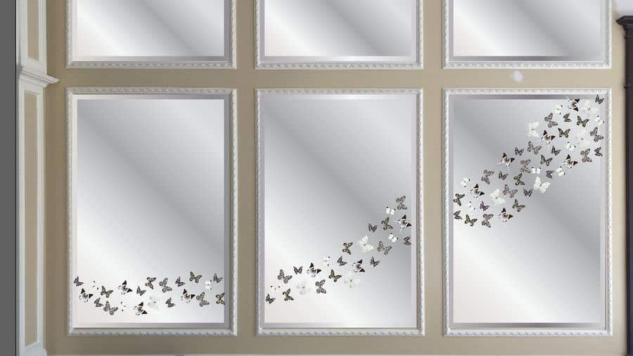 Конкурсная заявка №                                        1                                      для                                         Create a design using my requirements (Butterfly Swarm)