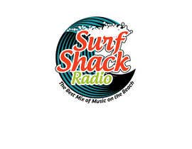 #192 for Design a Logo for Surf Shack Radio by marlopax