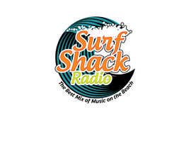#193 für Design a Logo for Surf Shack Radio von marlopax