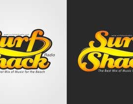 #126 for Design a Logo for Surf Shack Radio by Iddisurz
