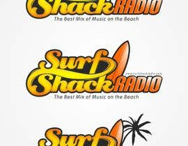 #190 for Design a Logo for Surf Shack Radio by Iddisurz