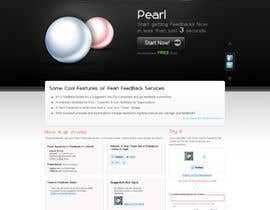 #2 for Startup Web Site Design for PearlFeedback.com. OPPORTUNITY FOR EQUITY. af prasnt