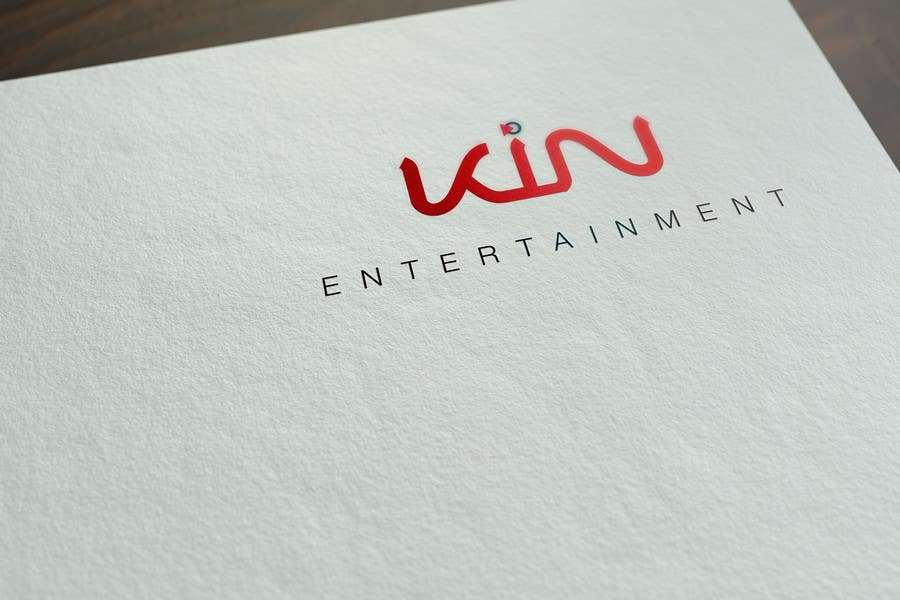 Contest Entry #41 for Design a Logo for Kin Entertainment