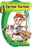 Contest Entry #28 for Logo Design for Farmer Harmer Grass Fed Beef