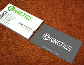 #337 pentru Design some Business Cards for K2 Kinetics de către aminur33