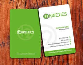 #327 for Design some Business Cards for K2 Kinetics by logosuit