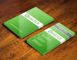 #330 for Design some Business Cards for K2 Kinetics by IllusionG