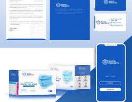 #43 , Coronavirus charity project need a logo and brand designer for visual Identity Packaging 来自 bijoy360designer