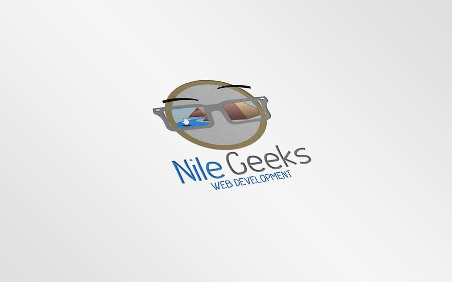 Penyertaan Peraduan #38 untuk Design a Logo for NileGeeks startup