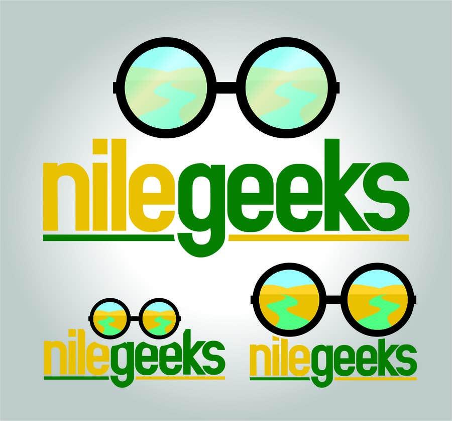 Penyertaan Peraduan #23 untuk Design a Logo for NileGeeks startup