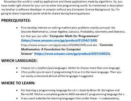 """#13 untuk Plan a strategy """"how to learn a software programming"""" oleh harsha0120"""