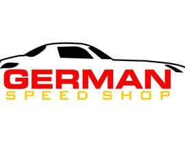 #8 cho Logo design for the, German speed shop bởi trying2w