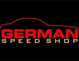 nº 10 pour Logo design for the, German speed shop par trying2w
