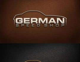 #15 cho Logo design for the, German speed shop bởi trying2w