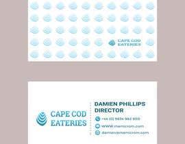 Almas999님에 의한 Business Card for Restaurant Business을(를) 위한 #261