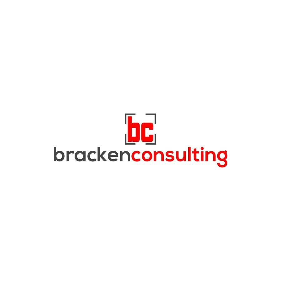 Inscrição nº                                         57                                      do Concurso para                                         Logo Design for Bracken Consulting Ltd