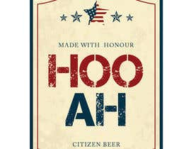 #7 cho Beer Label - Army Military Theme bởi madartboard