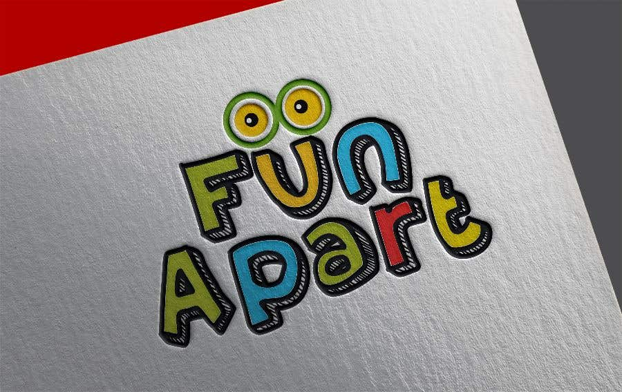 Конкурсная заявка №                                        100                                      для                                         New logo - Fun Apart