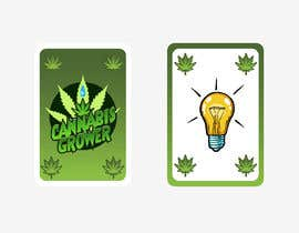 #81 untuk Simple graphics for a card game with logo oleh polisyndeton