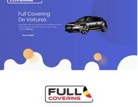 #173 para I need a logo for the leading car wrapping company in Belgium : Fullcovering.com de anjashairuddin35