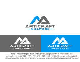 #255 for Create a logo for a millwork company by farhana6akter